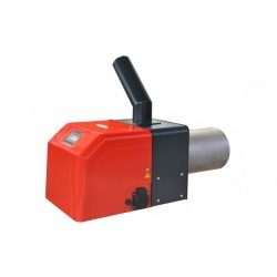 Пелетни горелки GreenEcoTherm GP 25 R tsc