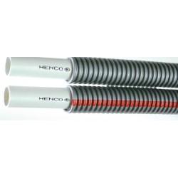 PEX-AL тръба HENCO Ф16х2 с гофре  - COMBI