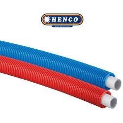 PEX-AL тръба HENCO Ф16х2 SUPER с гофре